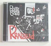 CD ALBUM NEUF ♦  RENAUD : ROUGE SANG // ELLE EST FACHO // LES BOBOS (17 TITRES)