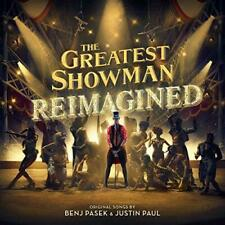 The Greatest Showman: Reimagined Audio CD NEW