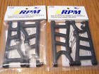RPM 80762 Front 80842 Rear Black A-Arms Arrma 3s BLX Typhon Buggy V3 Big Rock