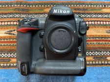 LOW SHUTTER COUNT Nikon D3s 12.1 MP Digital SLR Camera in BOX lens camera D3