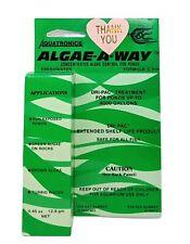 Aquatronics Algae-a-Way Dri-Pac Treatment for Ponds Up To 4000 gal .45oz 12.8gm