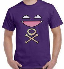 Koffing Face Pokemon Tv Show Catch Em All Poke New T-Shirt Tee Shirt Top