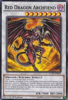 YUGIOH • Arcidemone Drago Rosso • LC5D-EN069 Red Dragon Archfiend