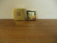 Patou Forever Solid Perfume Compact Made in France Jean Patou