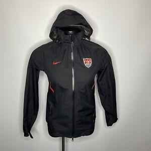 NEW USMNT Nike GORETEX Rain PreCip Precipitation Training Jacket Mens Small
