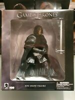 Game of Thrones - Jon Snow - Dark Horse Deluxe Figure - Collectable
