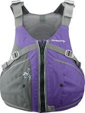 "Purple Stohlquist FLO Womens High-Back Life Jacket PFD - M/L fits 34-40"" chest"