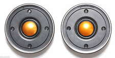 promotion sale! ! ! 2pcs Monitor Audio TBX025 V2 25mm Gold Dome Tweeters new
