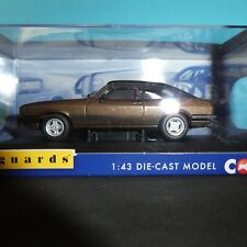 Ford Capri Mk3  3.0S in Tebetan Gold     RHD Corgi  NEW Edition 1:43 rd.Scale