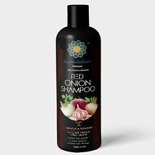 Ayurvedashree ORGANIC RED ONION SHAMPOO 6.7oz(200ml) Hair Regrowth Anti-Dandruff