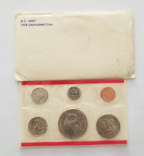 1974 PROOF US MINT UNCIRCULATED COIN SET