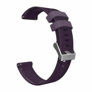 New Silicone Watch Band Strap for Garmin Vivoactive 3/3 MUSIC/3t / Vivomove HR