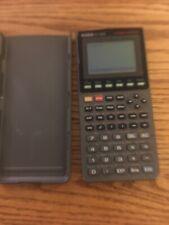 Casio FX-7700G Scientific Calculator With Cover