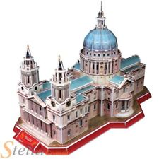 St Paul's Cathedral 3D Jigsaw Puzzle 107 Piece Build Your Own Kit