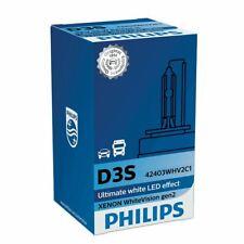 Philips D3S 35W 42V White Vision gen2 Xenon 5000K LED Effect 42403WHV2C1 1 bulb