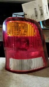 1999 FORD WINDSTAR RIGHT HAND TAIL LIGHT 1831