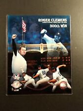ROGER CLEMENS 300th WIN TRIBUTE 8X10 PHOTO NEW YORK YANKEES