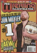 Pro Wrestling Illustrated Magazine December 2020