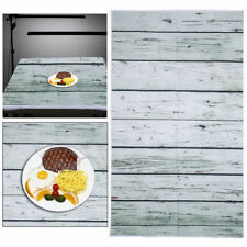 3x5ft Vinyl Wood Wall Floor Photography Backdrop Newborn Background Studio Props
