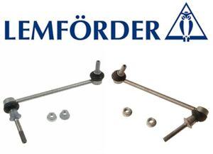 Lemforder LF + RF Sway Bar Link Set BMW X5,X6 07-16 w/ADAPTIVE aka DYNAMIC DRIVE