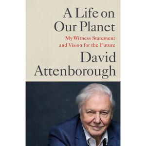 David Attenborough: A Life on Our Planet (Hardback), Books, Brand New