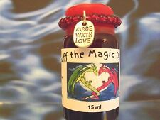Mandrake Dragon's Blood Oil Puff the Magick Wicca Miracles Love Spells 20 ml