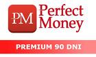 PERFECT MONEY 14.00 $ USD eVoucher Dostawa na e-mail PROMOCJA!!!