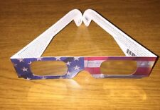 New Solar Eclipse Safety Glasses ISO Certified 1 Pair In Stock Eclipser
