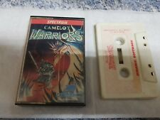 Msx Camelot warriors dinámic 1985