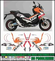 kit adesivi stickers compatibili X-ADV rep