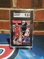 1992-93 MICHAEL JORDAN SCOTTIE PIPPEN UPPER DECK #62 SGC 9.5 Mint
