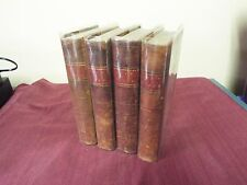 1804 KJV Bible First Edition - 4 volumes