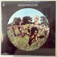 SEALED Maximillian 1969 Self Titled LP ABC 696 Rare Heavy Psych Mint REISSUE