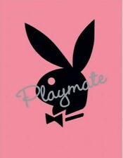 """PLAYBOY PLAYMATE PINK MINI POSTER """"LICENSED"""" BRAND NEW"""
