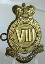 Canada Army - The 8th Princess Louise's New Brunswick Hussars Cap Badge WWII