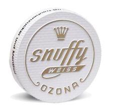 OZONA Snuffy weiss Snuff, 6g (Tabak, Schnupfpulver, Schnupftabak)