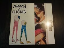 """Cheech & Chong """"Get Out Of My Room"""" Vinyl Record """"Untested"""""""