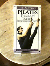 THE METHOD - PILATES PRECISION TONING (VHS, 1999) WITH JENNIFER KRIES