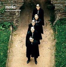 MONKS Hamburg Recordings 1967 CD NEW garage punk beat Third Man