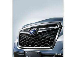 [NEW] JDM Subaru FORESTER SK Front Grille Chrome Plating Genuine OEM