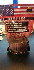 "SpecOps So100410106 Regular Rigger's Belt, Tan Size Regular 24""-36"""