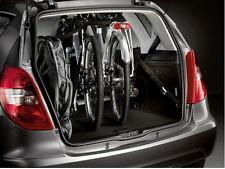 ORIG Supporto Bicicletta Mercedes interno portatrici Traeger 2 X BIKE w169 w245