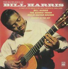 The Blues-soul Of Bill Harris · Complete Mercury Recordings 1956-1959