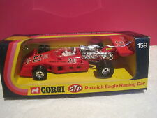 CORGI INDIANAPOLIS STP EAGLE RACING CAR#20 WINNER 1973 NEUF BOITE ECH 1/36