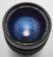 Vivitar Series 1 Series-1 35-85mm 35-85 mm 2.8 VMC Variable Focusing Olympus OM