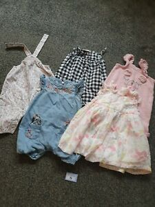 Baby Girls 0-3 Months Clothes Bundle (B8)