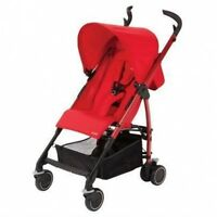Maxi Cosi Kaia Stroller - Intense Red - Brand New! Free Shipping! Open Box!!