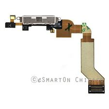 iPhone 4s White Charging Port Dock Connector Charger USB Port Replacement Part