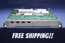 Cisco A9K-4T-L Expansion Module 4 x 10 Gigabit Ports ASR9000 XFP