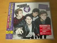 5 Seconds Of Summer – Don't Stop UICC-10008 JP PROMO CD, Maxi-Single OBI SEALED
